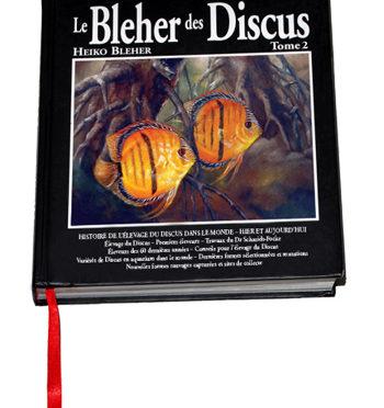 Le Bleher des Discus, l'ouvrage et le Site Web