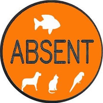 absence et aquariophilie