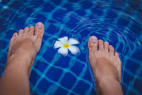 Le traitement de l'eau par UV