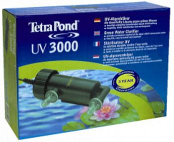 Traitement de l'eau par U.V. en aquariophilie