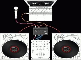Logiciels de Mix hybrides via un contrôleur