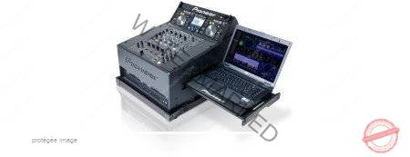 flight case avec MEP 7000_Pioneer