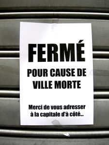 Clubbing en France